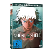 Ghost in the Shell - Movie – 25 Jahre Jubiläums-Edition DVD
