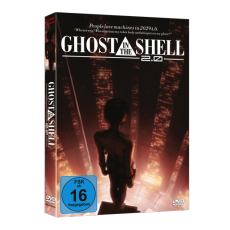 Ghost in the Shell - Movie 2.0 DVD-Edition (Mediabook)