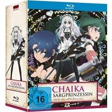 Chaika - Die Sargprinzessin – Vol. 1-4 Komplett-Set inkl. Sammelschuber - Blu-ray-Edition