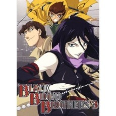 Black Blood Brothers Vol. 3