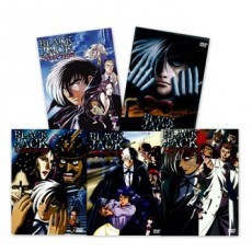 Black Jack - 5er DVD Set