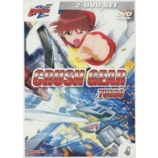 Crush Gear Turbo Vol. 4