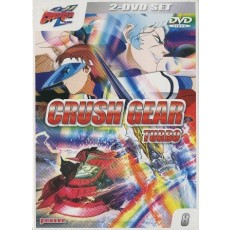 Crush Gear Turbo Vol. 8
