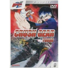 Crush Gear Turbo Vol. 9