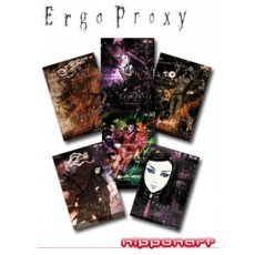 Ergo Proxy Komplett-Set Vol. 1 - 6