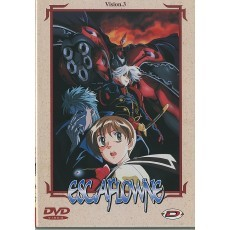 Escaflowne, Vol. 3