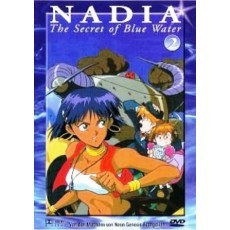 Nadia - The Secret of Blue Water, Vol. 2