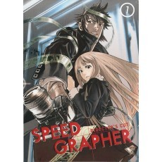 Speedgrapher Vol. 1