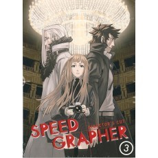 Speedgrapher Vol. 3