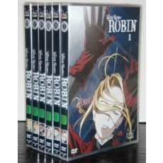 Witch Hunter Robin Komplett-Set, Vol. 1 - 6