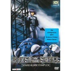 Ghost in the Shell Stand Alone Complex Vol. 1