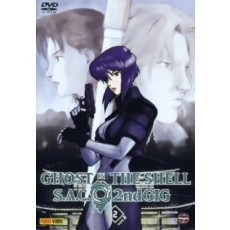 Ghost in the Shell Stand Alone Complex 2nd GIG Vol. 2