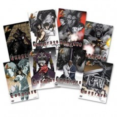 Gungrave Komplett-Set Vol. 1 - 8
