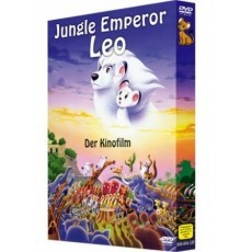 Jungle Emperor Leo - Der Kinofilm (+ Audio-CD)