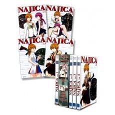 Najica, Komplett-Set Vol. 1 - 4