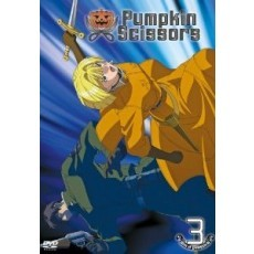 Pumpkin Scissors Vol. 3