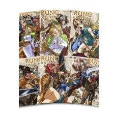 Rune Soldier Komplett-Set, Vol. 01 - 06