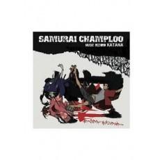 Samurai Champloo Soundtrack CD