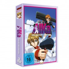 Agent AIKa Gesamtausgabe DVD
