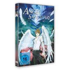 Angel Sanctuary DVD(Amaray)