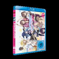 Angeloid - Sora no Otoshimono Forte Vol. 1 Blu-ray