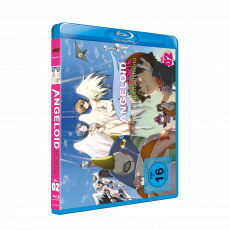 Angeloid - Sora no Otoshimono Forte Vol. 2 Blu-ray