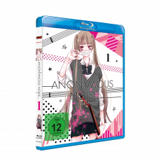 The Anonymous Noise Vol. 1 Blu-ray