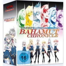 Undefeated Bahamut Chronicle – Vol. 1 inkl. Sammelschuber - Blu Ray-Edition (VÖ: 30.06.2017!)