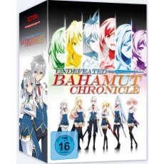 Undefeated Bahamut Chronicle – Vol. 1 inkl. Sammelschuber - DVD-Edition