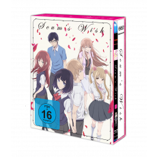 Scum's Wish Vol. 3 Blu-ray inkl. Sammelschuber und Jutetasche