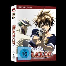 Black Cat - Gesamtausgabe DVD