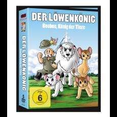 Boubou, König der Tiere (Kimba) - DVD-Box (VÖ: 23.02.2018!)