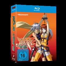 Burst Angel - Collector's Edition - Blu-ray
