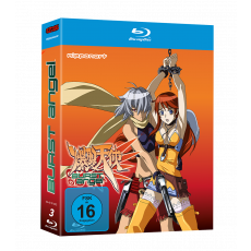 Burst Angel - Collector's Edition - Blu-Ray