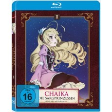 Chaika - Die Sargprinzessin – Vol. 2 - Blu Ray