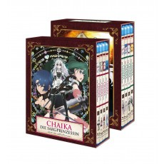 Chaika - Die Sargprinzessin & Avenging Battle (Staffel 1 & 2) – Komplett-Set - Blu-ray-Edition