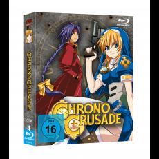 Chrono Crusade - Gesamtausgabe Blu-Ray-Edition (VÖ: 13.10.2017!)