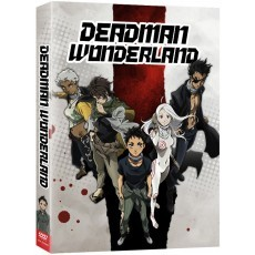 Deadman Wonderland - DVD