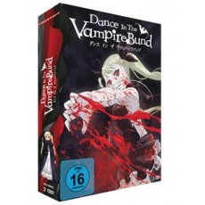 Dance in the Vampire Bund - Exklusivbox