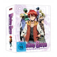Divine Gate – Vol. 1 inkl. Sammelschuber - Blu-ray-Edition