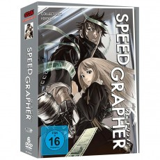 Speedgrapher Collector's Edition DVD