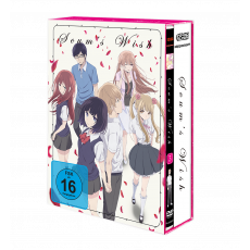 Scum's Wish Vol. 3 DVD inkl. Sammelschuber und Jutetasche