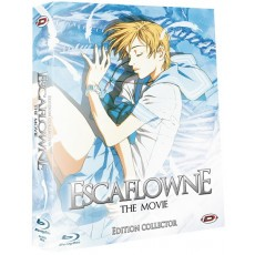 ESCAFLOWNE The Movie BLU-RAY Collectors Edition