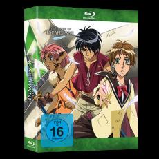 The Vision of Escaflowne Blu-ray Gesamtausgabe (Collector's Edition)