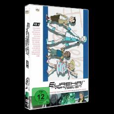 Eureka Seven Vol. 8