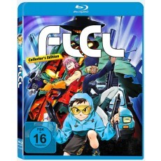 FLCL - Furi Kuri - Collector's Edition Blu-ray