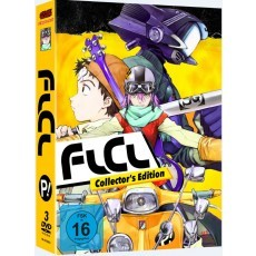 FLCL - Furi Kuri - Collector's Edition DVD