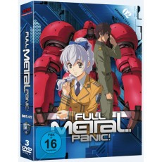 Full Metal Panic! Vol. 2 DVD-Edition