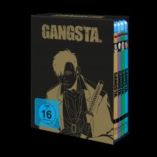 GANGSTA. – Komplett-Set inkl. Sammelschuber - Blu-ray-Edition