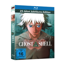 Ghost in the Shell - Movie – 25 Jahre Jubiläums-Edition Blu-ray